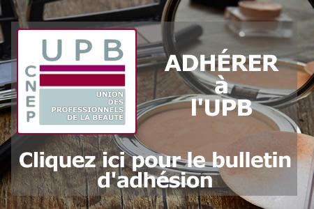 Adhérer à l'UPB