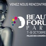 Une rentrée au top avec Beauty Forum Paris!