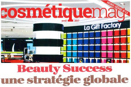 Beauty Success: Une stratégie Globale