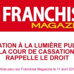 Franchise Magazine: Nouvelle décision sur l'épilation à lumière pulsée