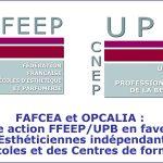 Action FFEEP/UPB en faveur des Esthéticiennes indépendantes , des Ecoles d'esthétique et des Centres de formation