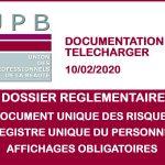 Documentation à télécharger – Dossier Réglementaire