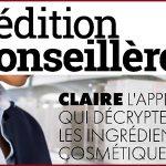 CosmetiqueMag: Spécial FEBEA, Claire, l'appli qui décrypte les ingrédients cosmétiques