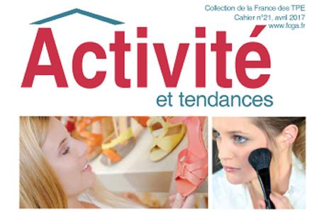 Activité des TPE 2016 – Étude FCGA 06-2017