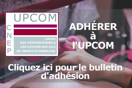 Adhérer à l'UPCOM
