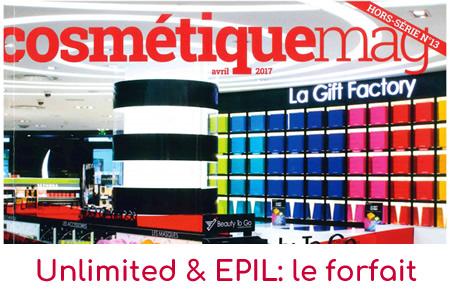 Unlimited Epil&Beauty: Le Forfait